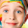 Tuo figlio : una faccia bellissima ! La vera fonte della estetica, dentale e del viso.