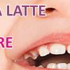 Denti da latte cariati