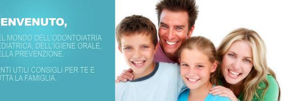 Salute ed igiene dentale per tutta la famiglia