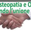 Osteopatia e odontoiatria E' necessario un linguaggio comune fra osteopati e odontoiatri per poter collaborare meglio e risolvere in maniera interdisciplinare le problematiche dei pazienti.